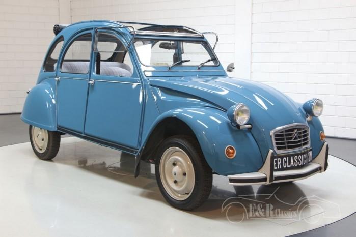 Citroën 2CV6 Club eladó