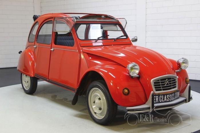 Citroën 2CV Special til salg