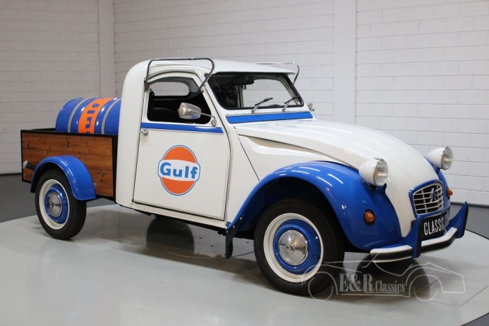 Citroen 2CV6 Pick-up 1984  for sale