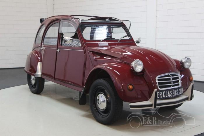 Sprzedaż Citroën 2CV6 Spécial