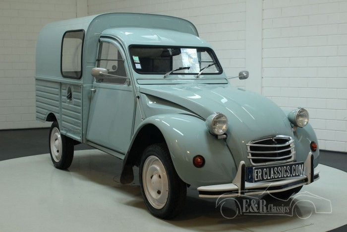 Citroën 2 CV AK400 1970 for sale