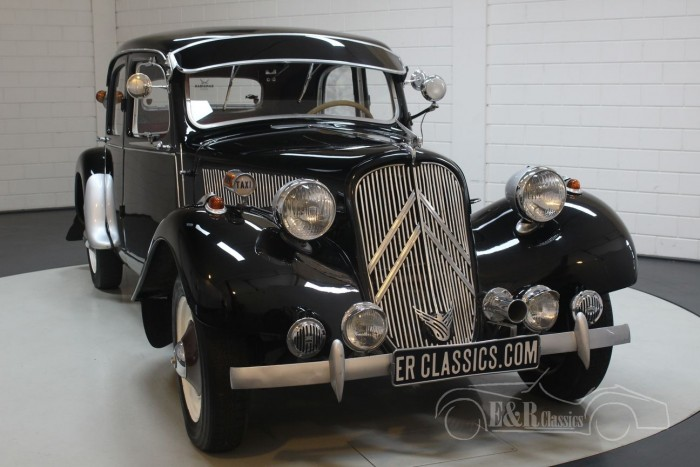 Citroën Traction Avant 11BL Sport 1950 for sale