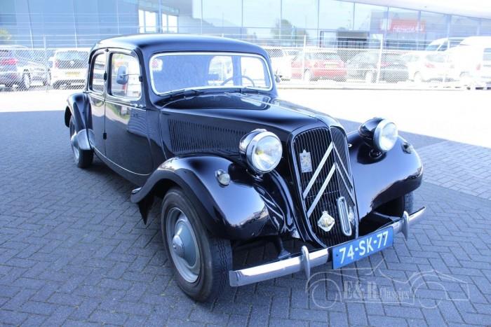 Citroën Traction Avant 1952  for sale