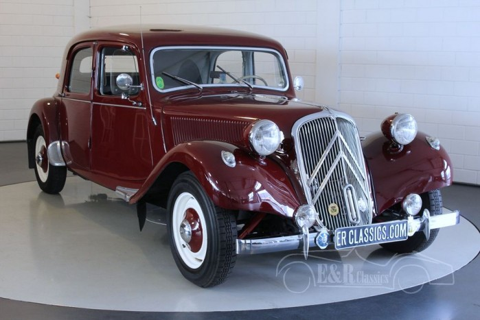 Citroen Traction Avant 11B 1953 for sale
