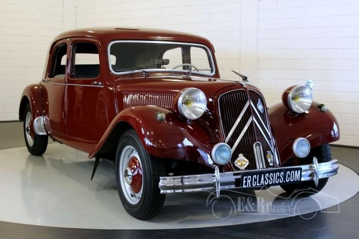 Citroën Traction Avant 11CV 1953 for sale