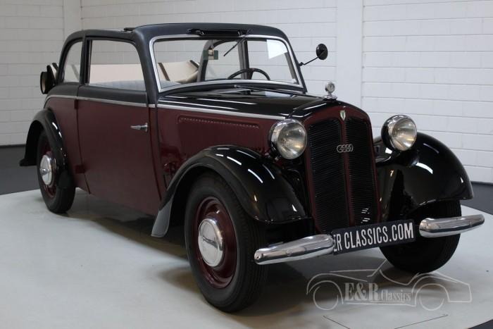 DKW F7 Meisterklasse Cabriolet Saloon 1938  for sale