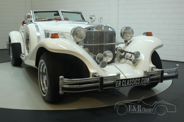 Excalibur Series IV 1982 Roadster  for sale