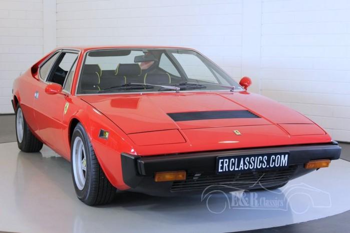 Ferrari Dino 308 GT4 2+2 coupe 1975  for sale