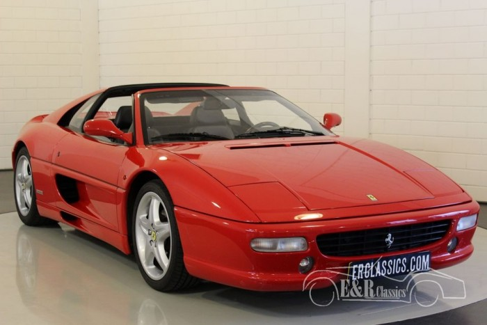 Ferrari F355 GTS F1 1998  for sale