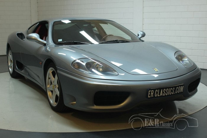 Ferrari 360 Modena F1 1999 for sale