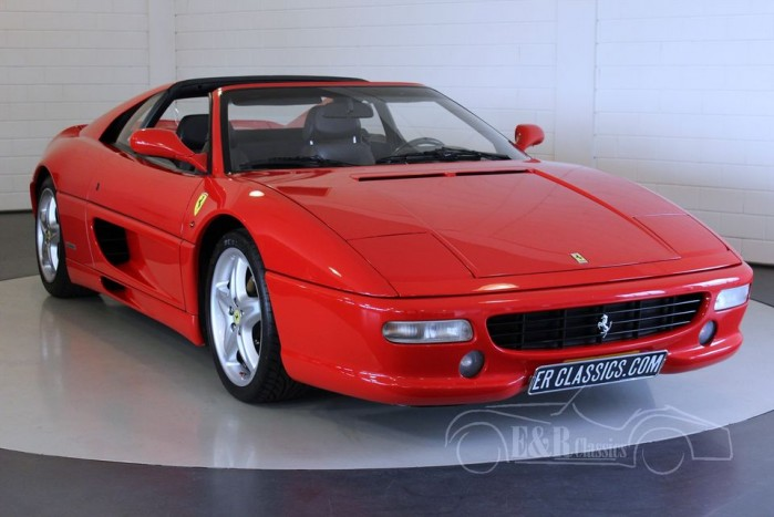 Ferrari F355 GTS Targa 1995 for sale