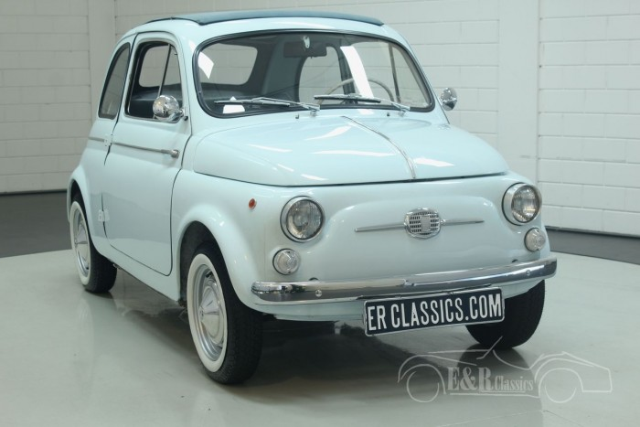 Fiat 500 D 1962  for sale