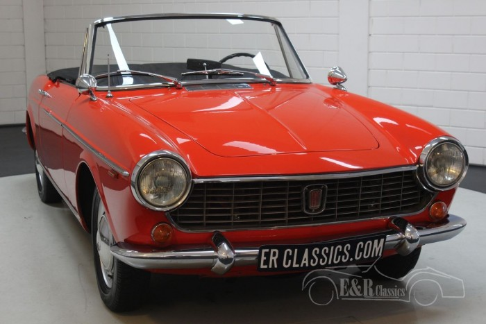 Fiat 1500 Cabriolet 1965 for sale