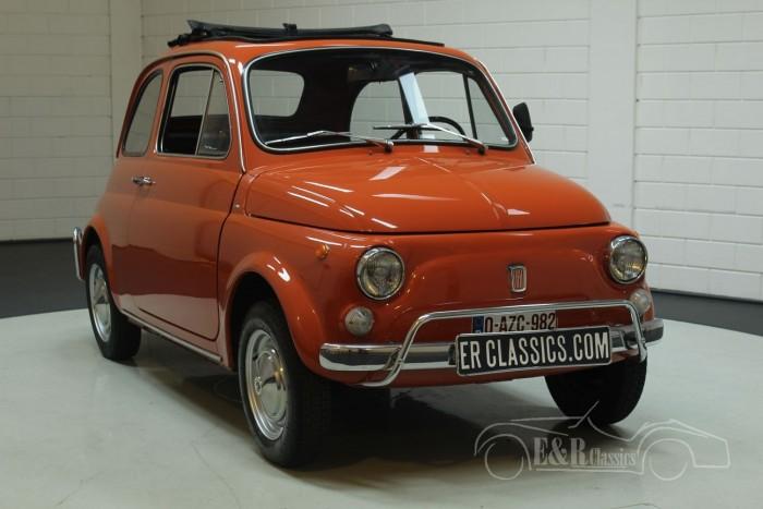 Fiat 500L 1972  for sale