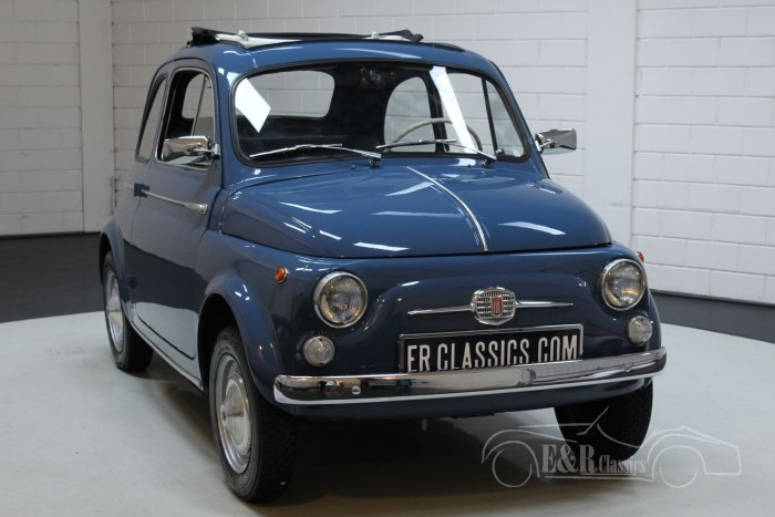 Fiat Nuova 500 D 1963 for sale