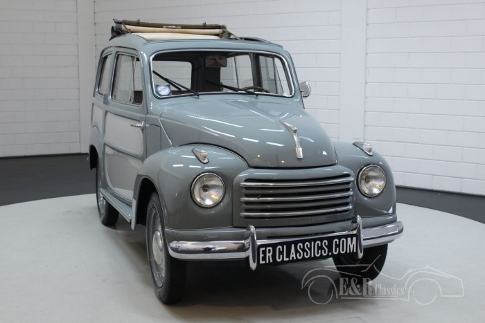 Fiat 500C Topolino Belvedere 1952  for sale
