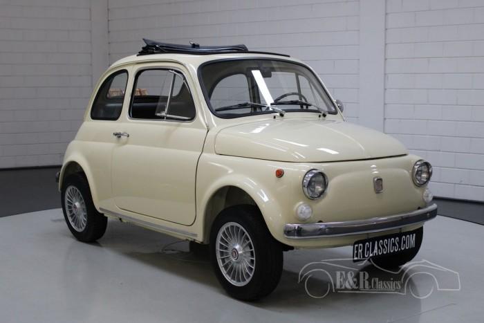 Sprzedaż Fiat 500L