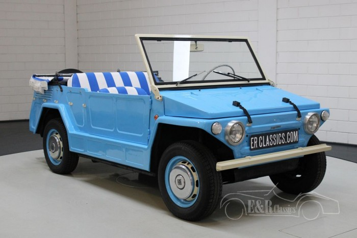 Fiat 600 Savio Jungla  for sale