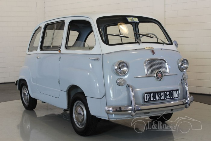 Fiat 600D Multipla 1965  for sale