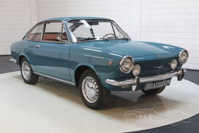 Fiat 850 Sport Coupe for sale