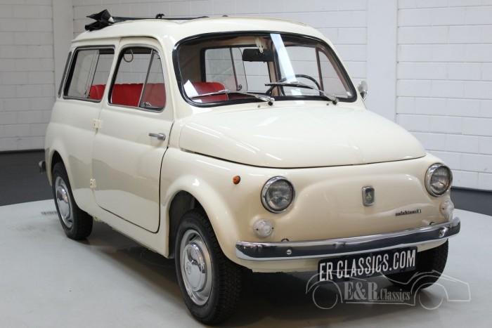Sprzedaż Fiat 500 Autobianchi Giardiniera 1969