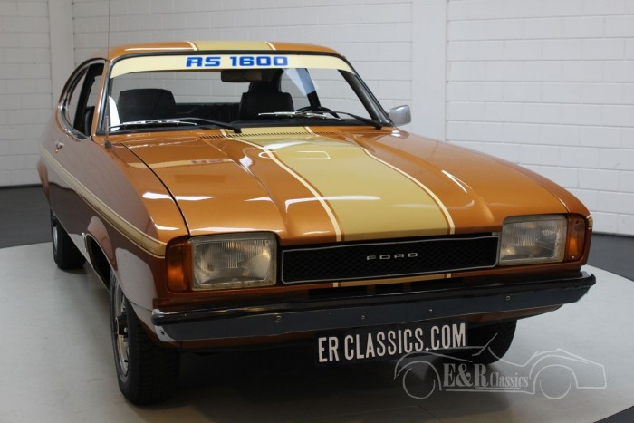 Ford Capri 1600 MKII 1974 for sale
