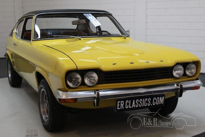 Ford Capri MK1 1600 GT 1974 para la venta