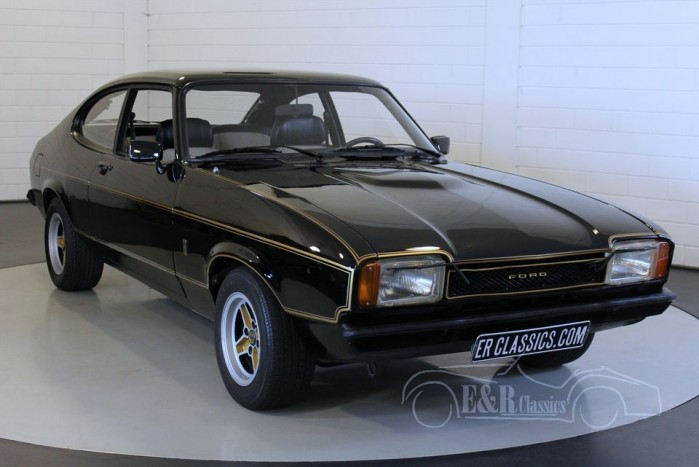 Ford Capri II JPS 1975 for sale