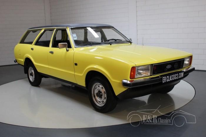 Sprzedaż Ford Cortina