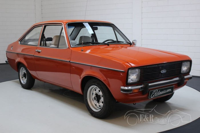 Ford Escort MK2 1.3 L 1980  for sale