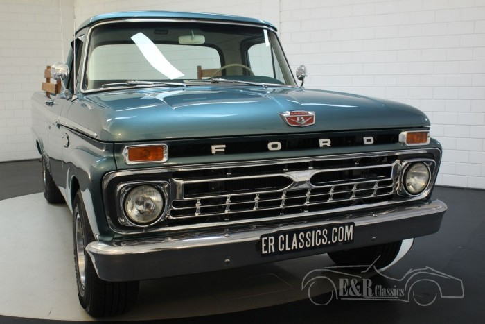 Ford F100 Custom Cab Pickup 1966  for sale