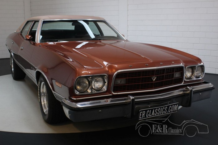 1972 Ford Gran Torino Is Listed Sold On Classicdigest In