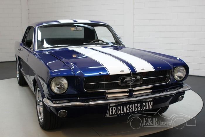 Ford Mustang V8 coupé 1965 para la venta