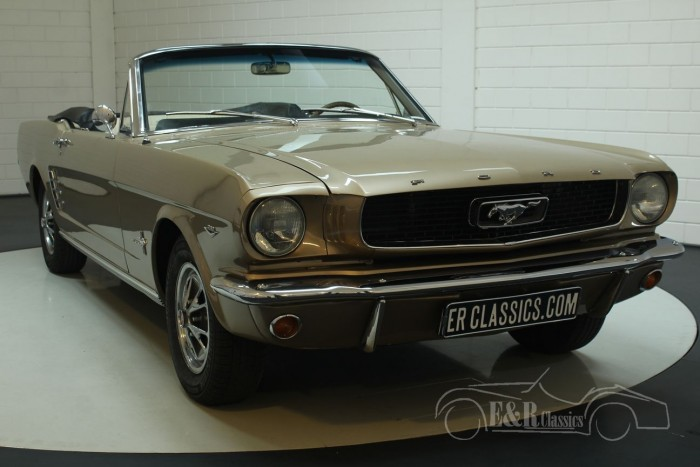 Ford Mustang convertible 1966  for sale