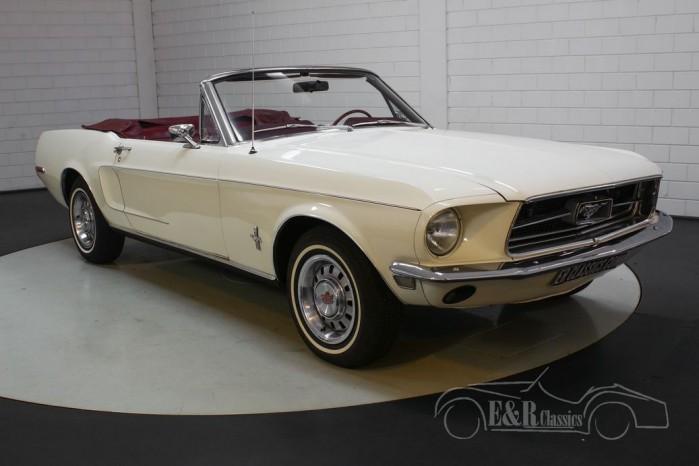 Ford Mustang Cabriolet in vendita
