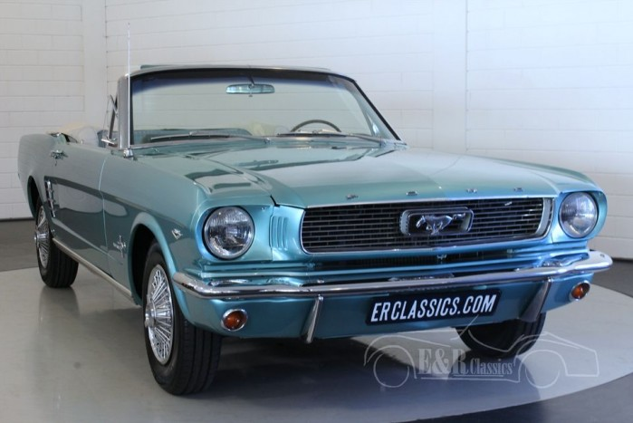 Ford Mustang Cabriolet V8 1966 for sale