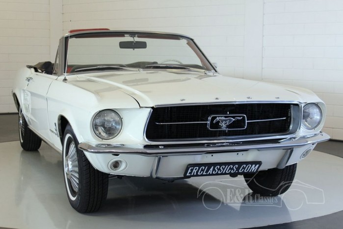 Ford Mustang cabriolet V8 1967 for sale