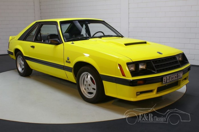 Ford Mustang Cobra Fastback  for sale