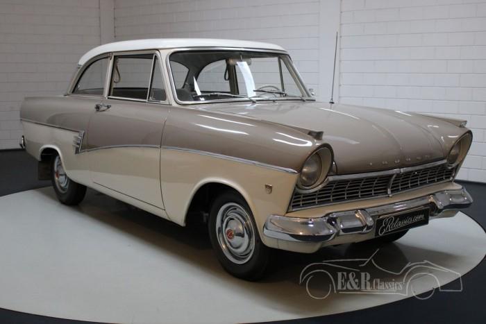 Sprzedaż Ford Taunus 17M 1960