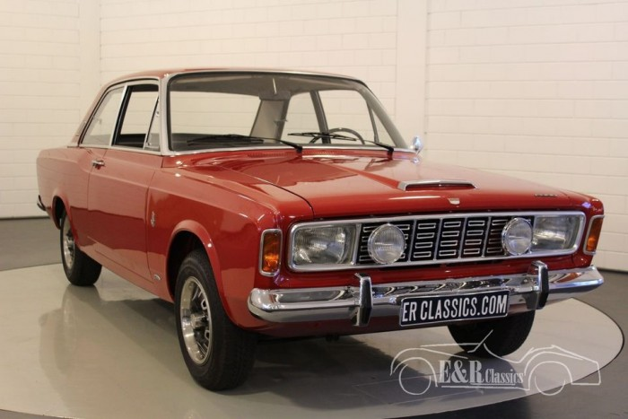 Ford Taunus 20M P7A 1968 V6 for sale