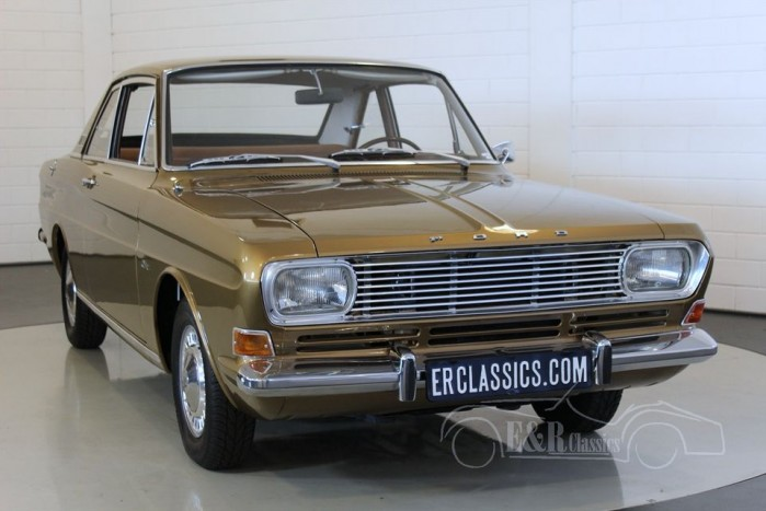 Ford Taunus 15M Coupe 1969 for sale
