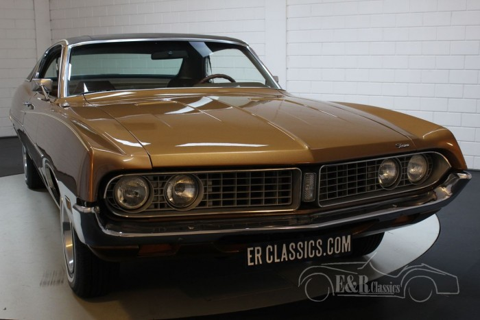 Ford Torino 500 Coupé 1971 for sale