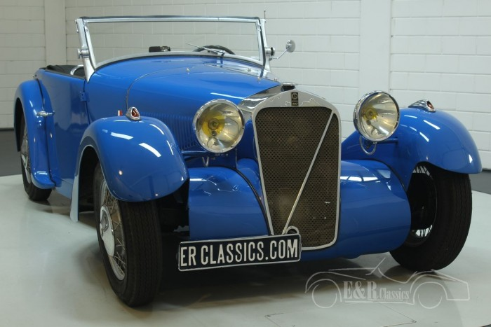 Georges Irat MDS cabriolet 1936  for sale