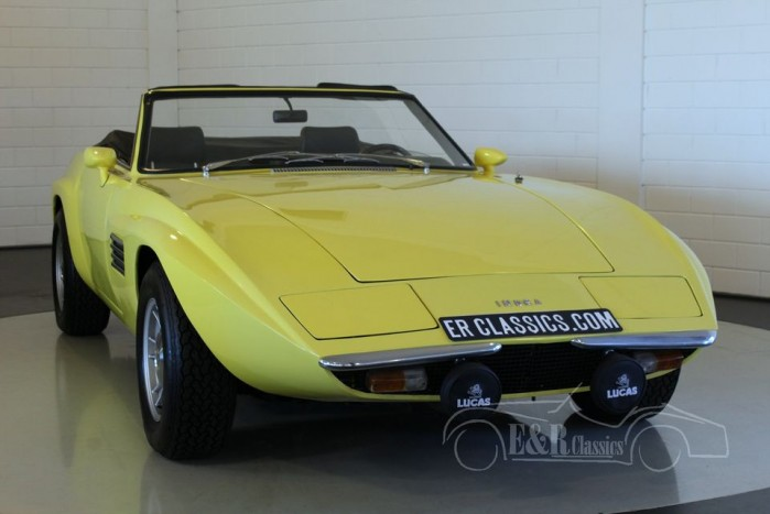 Intermeccanica Indra 1972 for sale