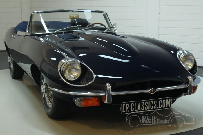 Jaguar E-Type S2 Cabriolet 1969  for sale