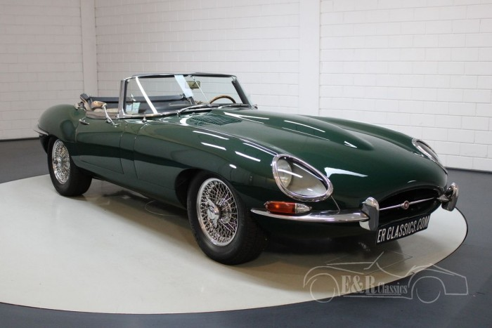 Jaguar E-Type 1.5 Cabriolet for sale