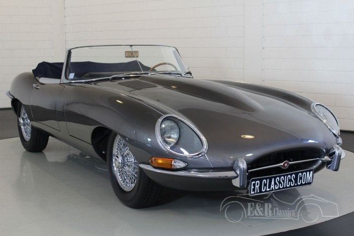 Jaguar E-Type S1 3.8 L cabriolet 1963  for sale