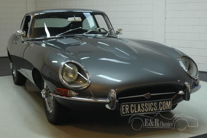 Jaguar E-Type S1 FHC 1966  for sale