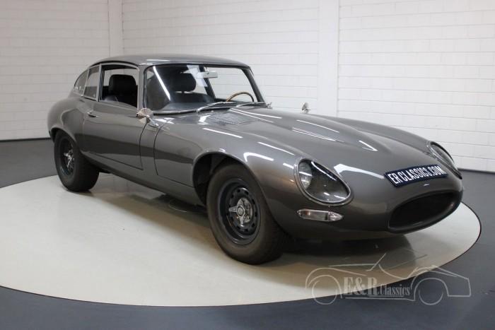 Sprzedaż Jaguar E-Type