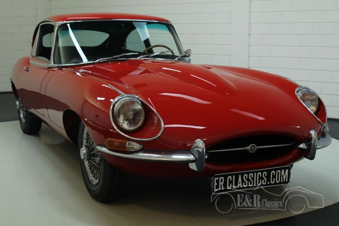 Jaguar E-Type S1.5 coupe 1968 for sale
